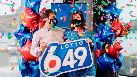 La reacción de una mujer al ganar 11 millones a la lotería: Le recomiendo que se siente