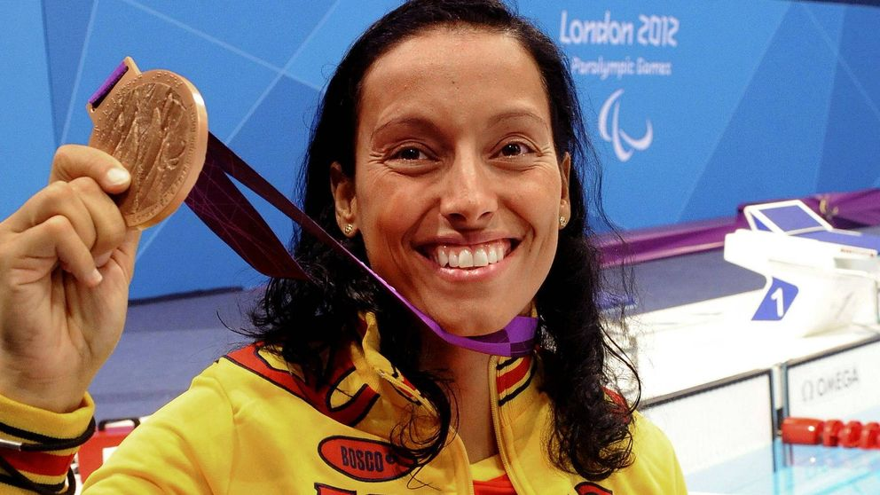 Teresa Perales, condecorada con la Gran Cruz del Mérito Deportivo