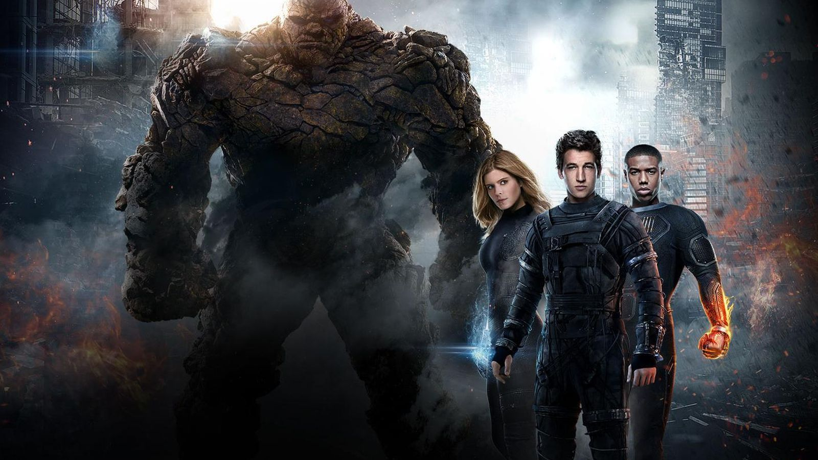Pictures of the fantastic four M: Fantastic Four Blu-ray: Ioan Gruffudd