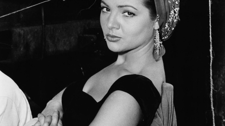 Sara Montiel en una imagen de archivo.(CORDON)