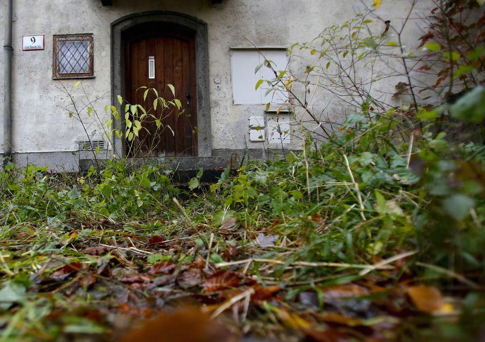 Foto: Entrada a la casa de Cornelius Gurlitt donde se encontraba el Tesoro de Múnich (Reuters)