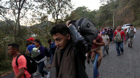 Una nueva caravana de migrantes hondureños se dirige a Estados Unidos
