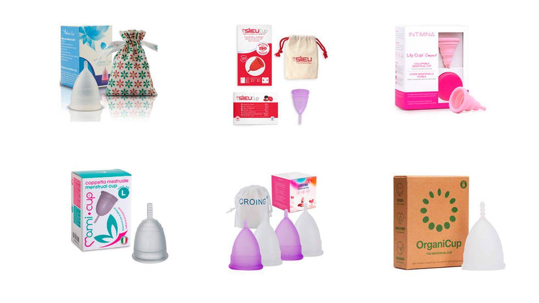 Cómo elegir la mejor copa menstrual del mercado