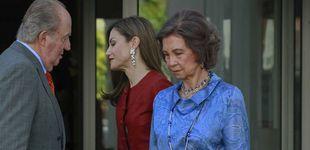 Post de La (no) relación de la reina Letizia con sus suegros, los Reyes eméritos