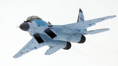 El temible 'supercaza' ruso MiG-35 que en realidad no lo es