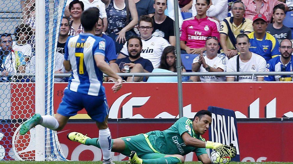 Benítez no confirma a Keylor Navas y Casillas superará a Xavi ante Mourinho