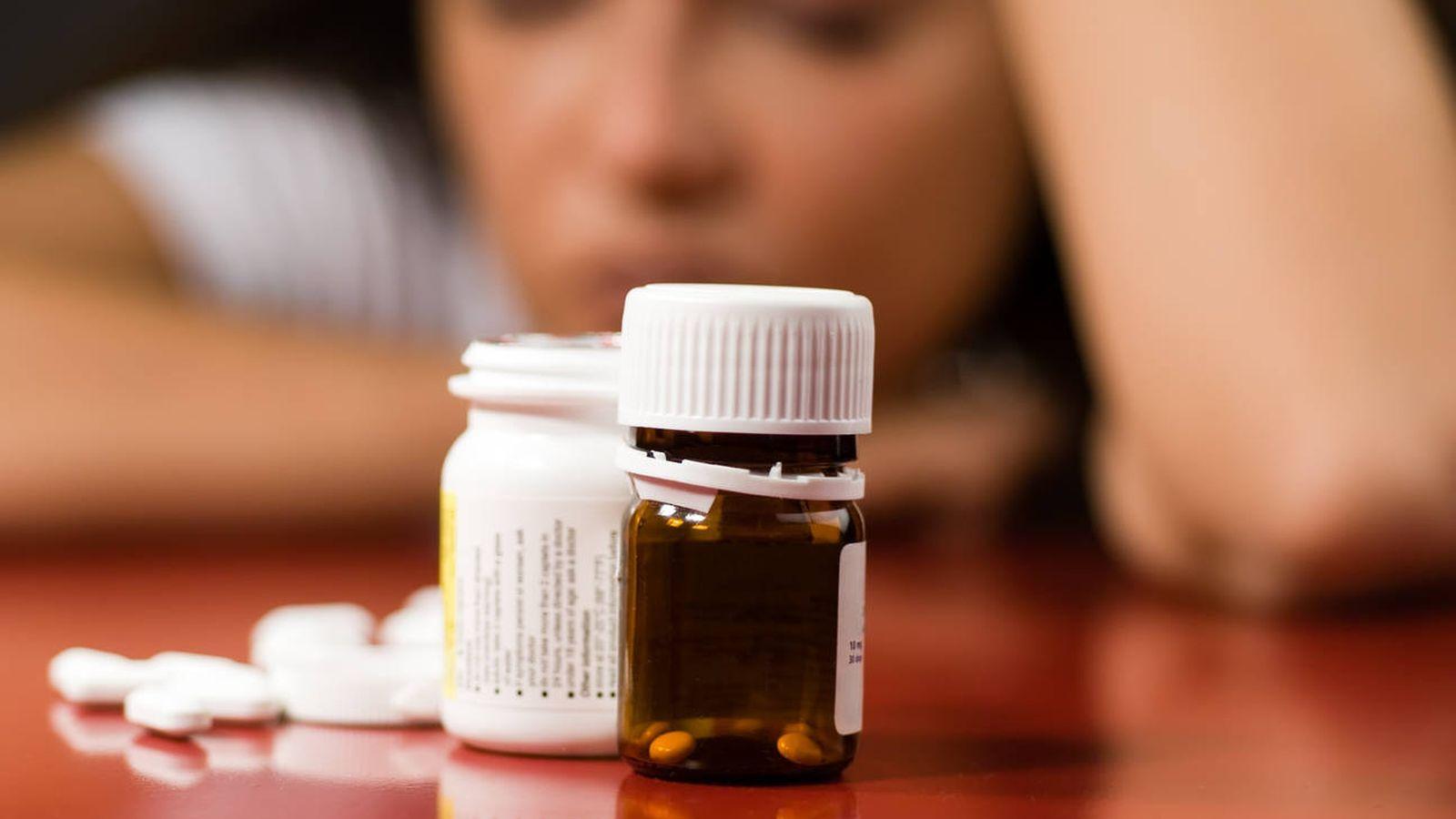 Perder peso tras dejar antidepresivos