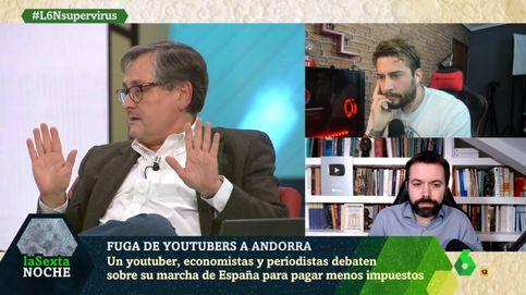 Marhuenda y Rubio retratan a Roma Gallardo por esto que ha dicho