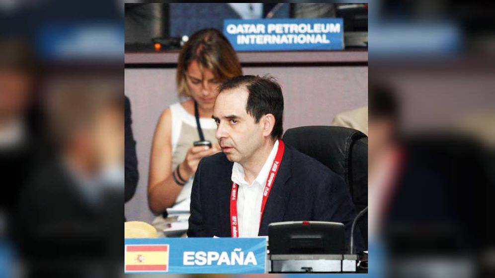 Foto: Pedro Marín, durante su etapa de secretario de Estado. (EFE)