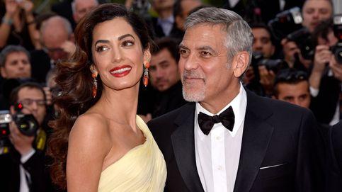 Las vacaciones de George y Amal Clooney en el lago Como y su divertido selfie