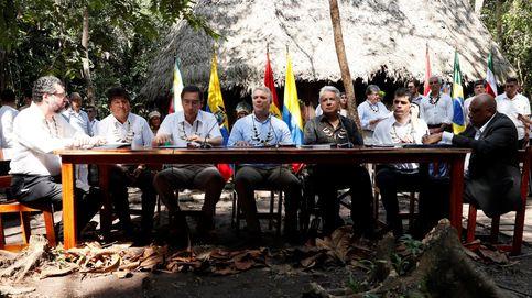 Siete países de la Amazonia firman el Pacto de Leticia para proteger la selva