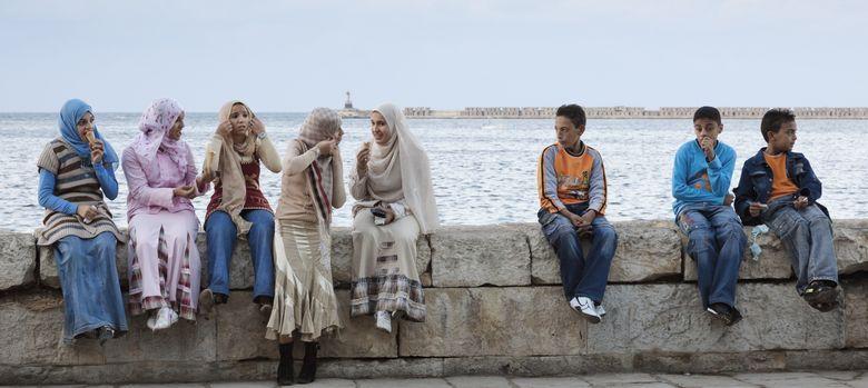 Foto: Las niñas en Egipto se ven obligadas a contraer matrimonios temporales. (Corbis)