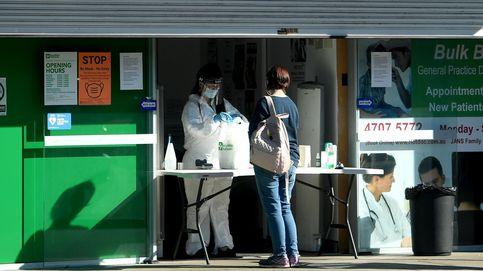 Australia confina su capital durante 7 días tras detectar un caso de covid-19