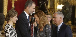Post de La Reina Letizia aplaude las causas solidarias de Sandra Ibarra