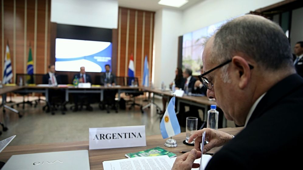 Foto: Mercosur aplica cláusula democrática y amplía la suspensión contra Venezuela. (EFE)