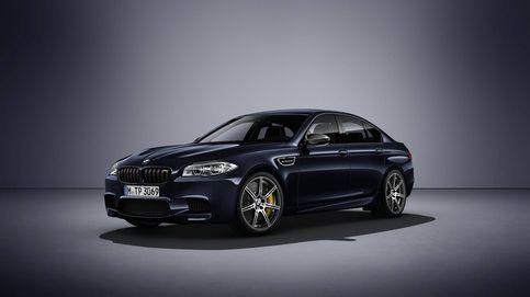 BMW M5 Competition, una berlina de 600 CV