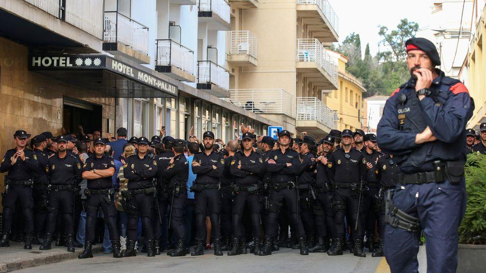 Te cierro el hotel cinco años: la Fiscalía desvela las coacciones por alojar policías