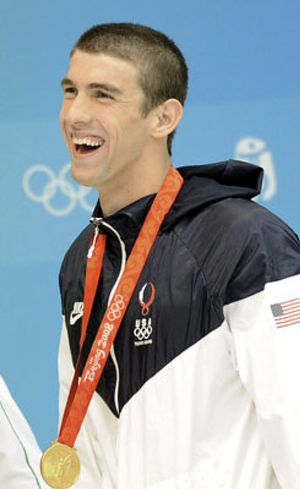 Phelps casi lo tiene