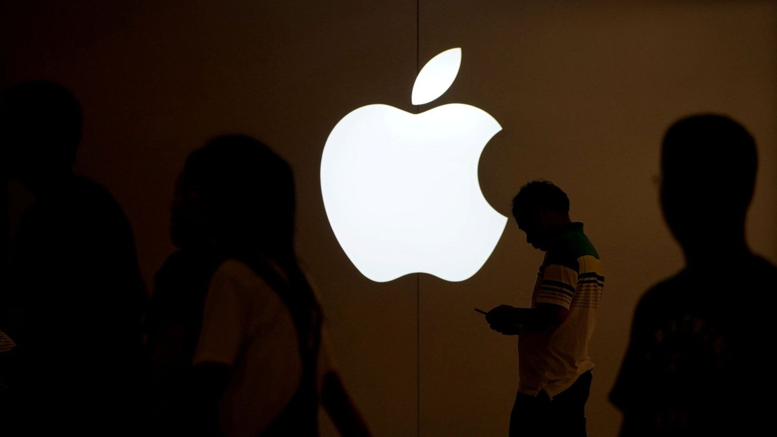 Foto: Logotipo de Apple. (Reuters)