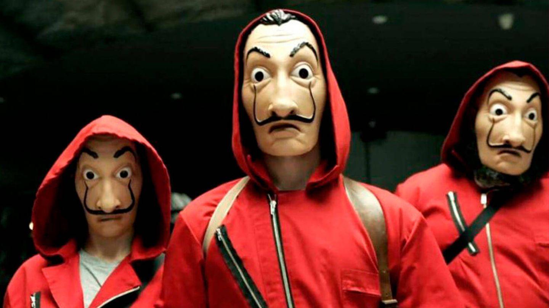 Imagen promocional de la serie 'La casa de papel'. (Netflix)