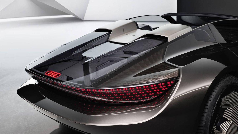 En modo deportivo la suspensión baja 10 mm. (Audi)
