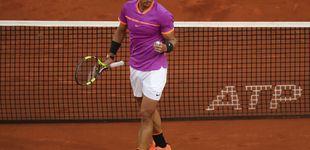 Post de Así vivimos la victoria de Rafa Nadal ante Kyrgios en el Masters 1000 de Madrid