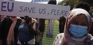 Post de Alemania, dispuesta a recibir a otros 1.500 refugiados del campo de Moria