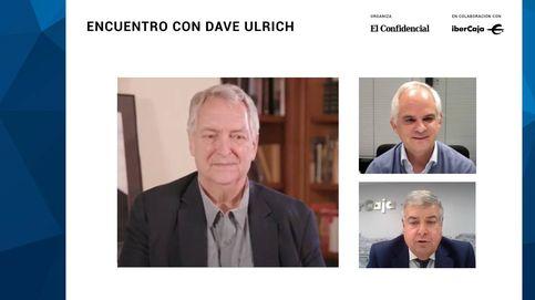 """Dave Ulrich: Un buen líder observa, siente y mira a su alrededor"""""""