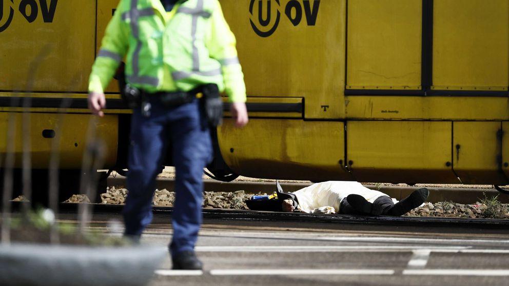Los tiroteos de Utrecht (Países Bajos), en imágenes