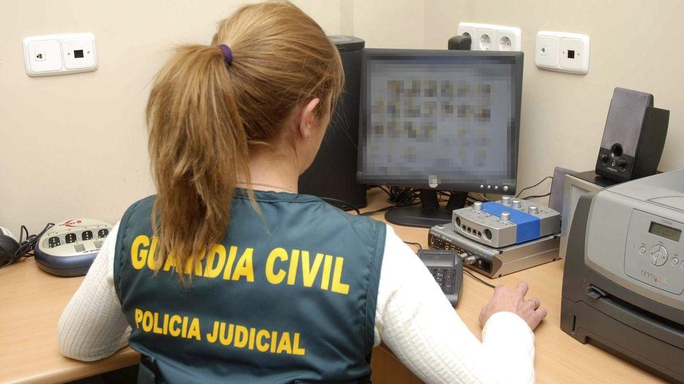 Foto: Agente de la  Guardia Civil (Efe)
