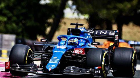 Pudimos ser sextos: ¿a qué Alonso del pasado recuerda su GP de Francia?
