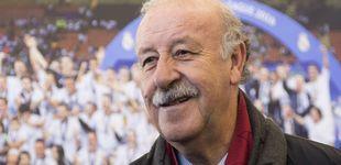 Post de El palo de Vicente del Bosque sobre la crisis del coronavirus... ¿a Fernando Alonso?