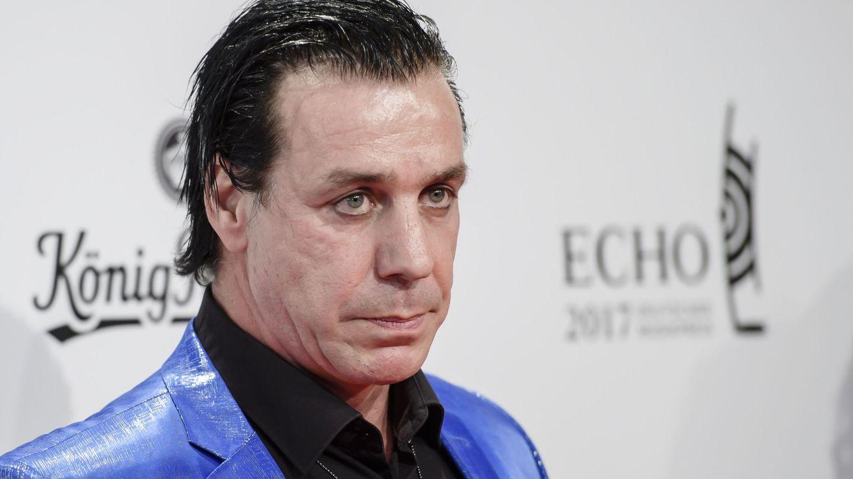 El cantante de Rammstein, ingresado en el hospital, da negativo por coronavirus