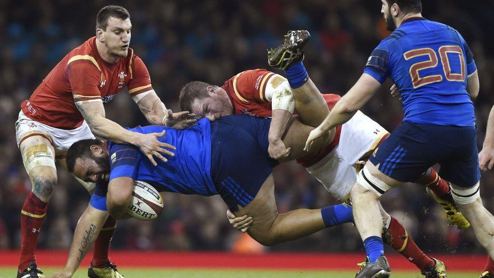 Foto: Gales jugará un decisivo partido contra Inglaterra en dos semanas (Rebecca Naden/Reuters)