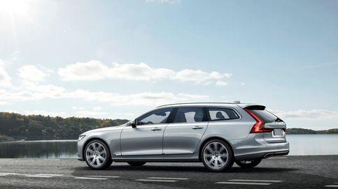 El V90, uno más en la larga tradición de familiares de Volvo