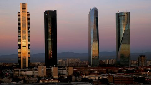Hispania compra a Deka dos edificios de oficinas en Madrid por 54,5 millones