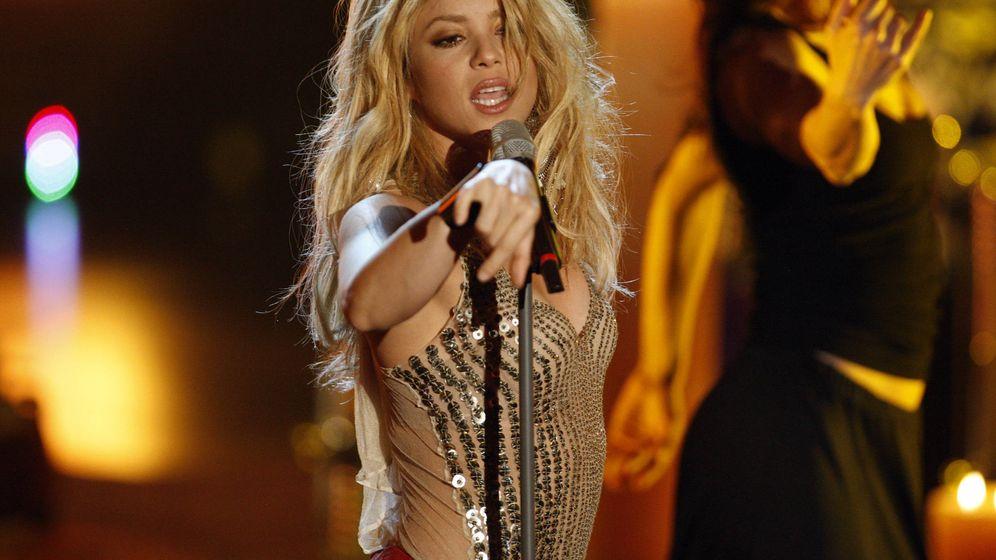 Foto: La cantante Shakira en una imagen de archivo. (Gtres)