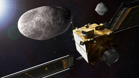 La sonda que chocará contra un asteroide provocando resultados imprevisibles