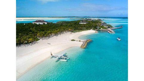 La isla privada de las Bahamas que puede ser suya por 73,5 millones de €