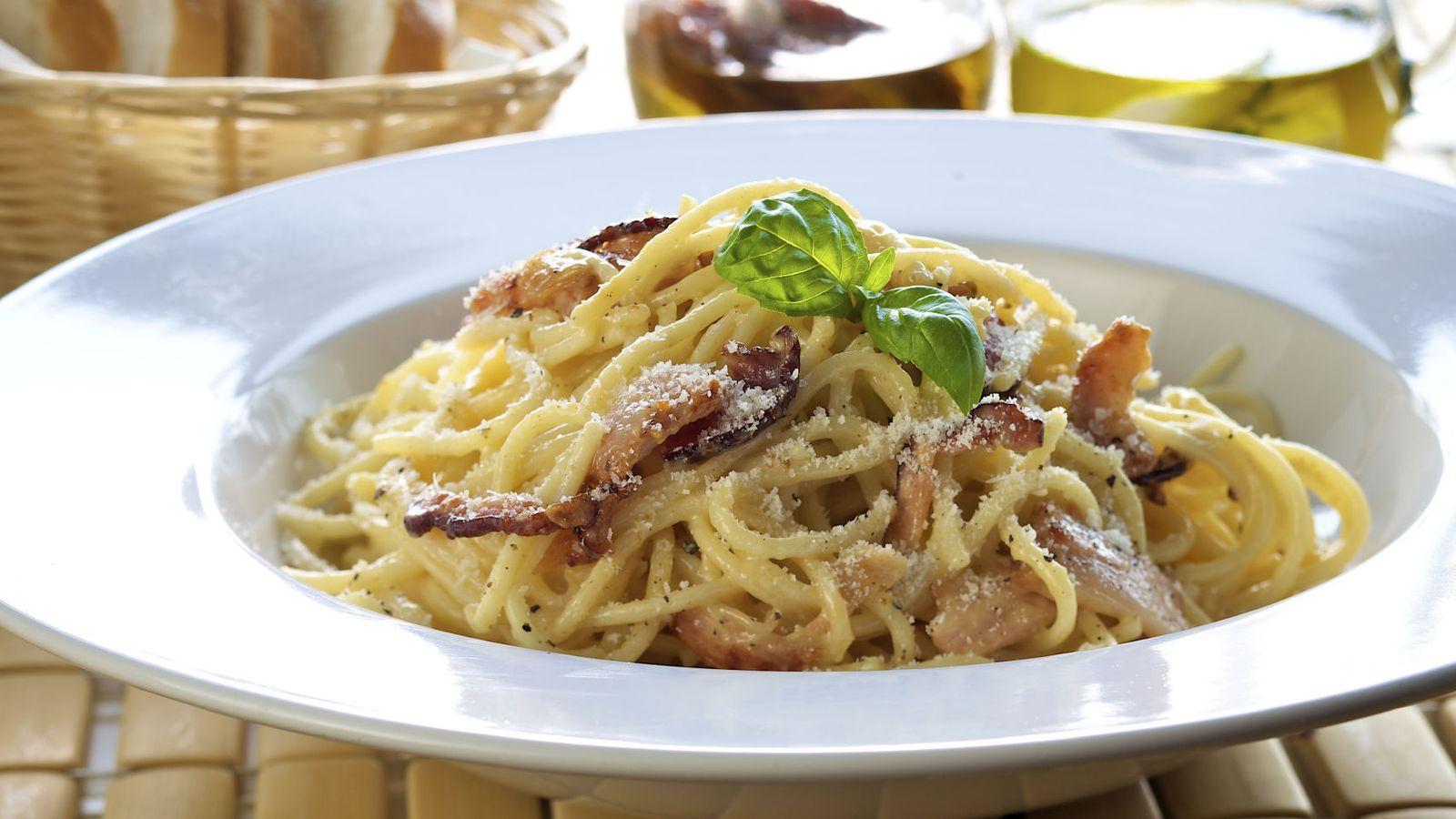 Foto: Uno de los platos estrella de la cocina italiana. (iStock)
