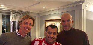 Post de Los enfados de Guti en el Almería y el 'mosqueante' fichaje de Enzo Zidane