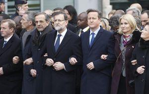 Rajoy viaja por sorpresa a Grecia para apoyar a Samaras frente a Syriza
