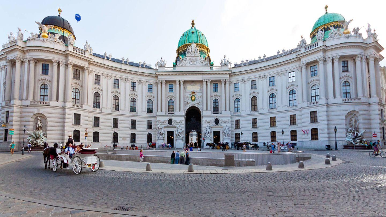 Palacio Hofburg (Fuente: iStock)