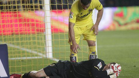 El Villarreal confirma la gravedad de la lesión de rodilla de Sergio Asenjo