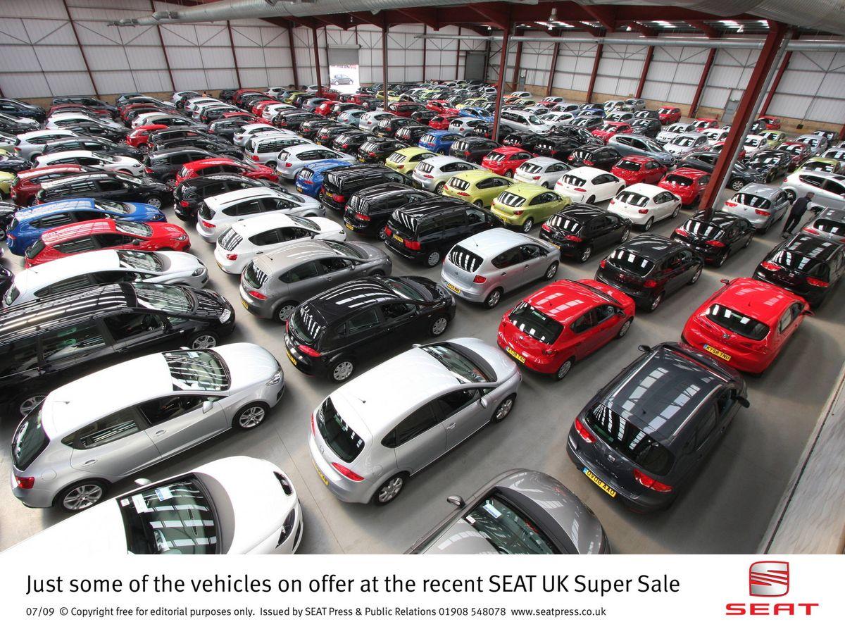 Foto: El coronavirus tumba las ventas de coches.