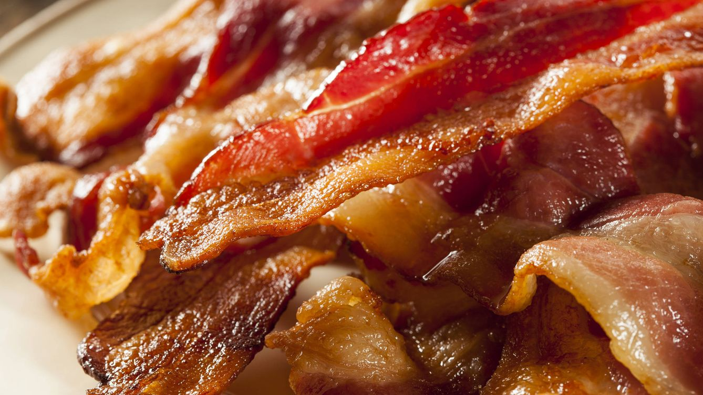 Foto: El bacon es una de las carnes procesadas que más preocupa a las autoridades sanitarias. (iStock)