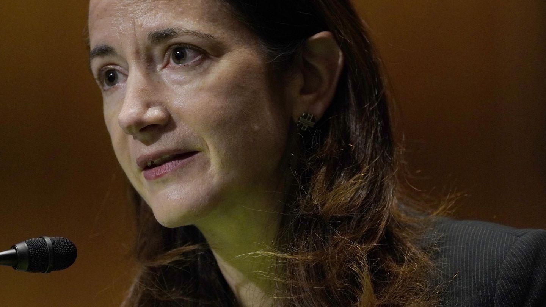 Directora del Departamento de Inteligencia Nacional de EEUU, Avril Haines. (EFE)