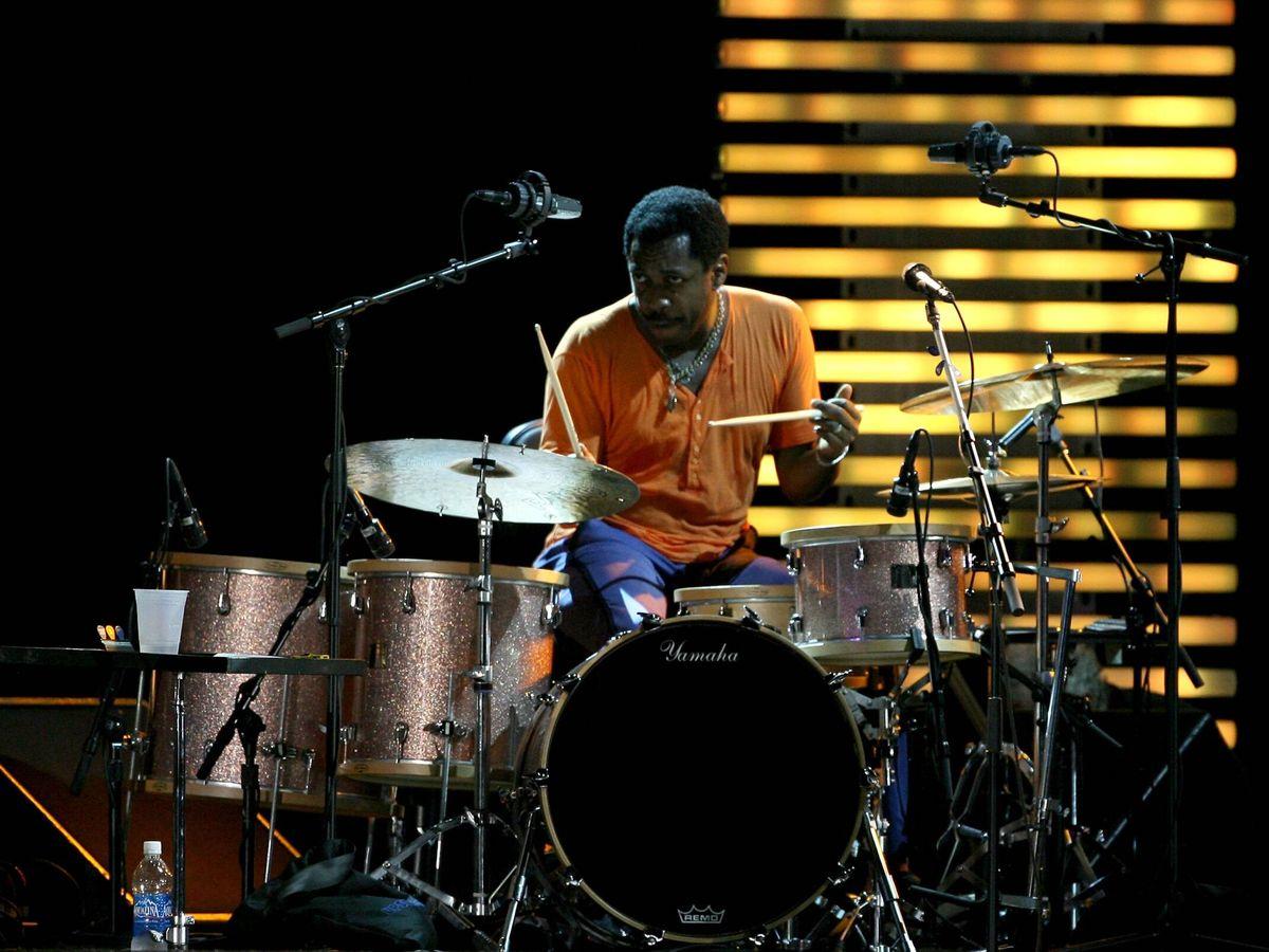 Foto: El batería Steve Jordan, en una imagen de archivo. (Getty)