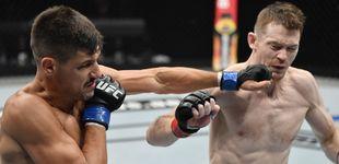 Post de UFC: la estrangulación del español Joel Álvarez al irlandés que venció a McGregor