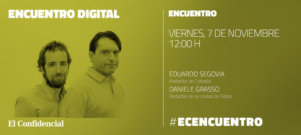 Foto: Encuentro digital con Eduardo Segovia y Daniele Grasso sobre #Luxleaks